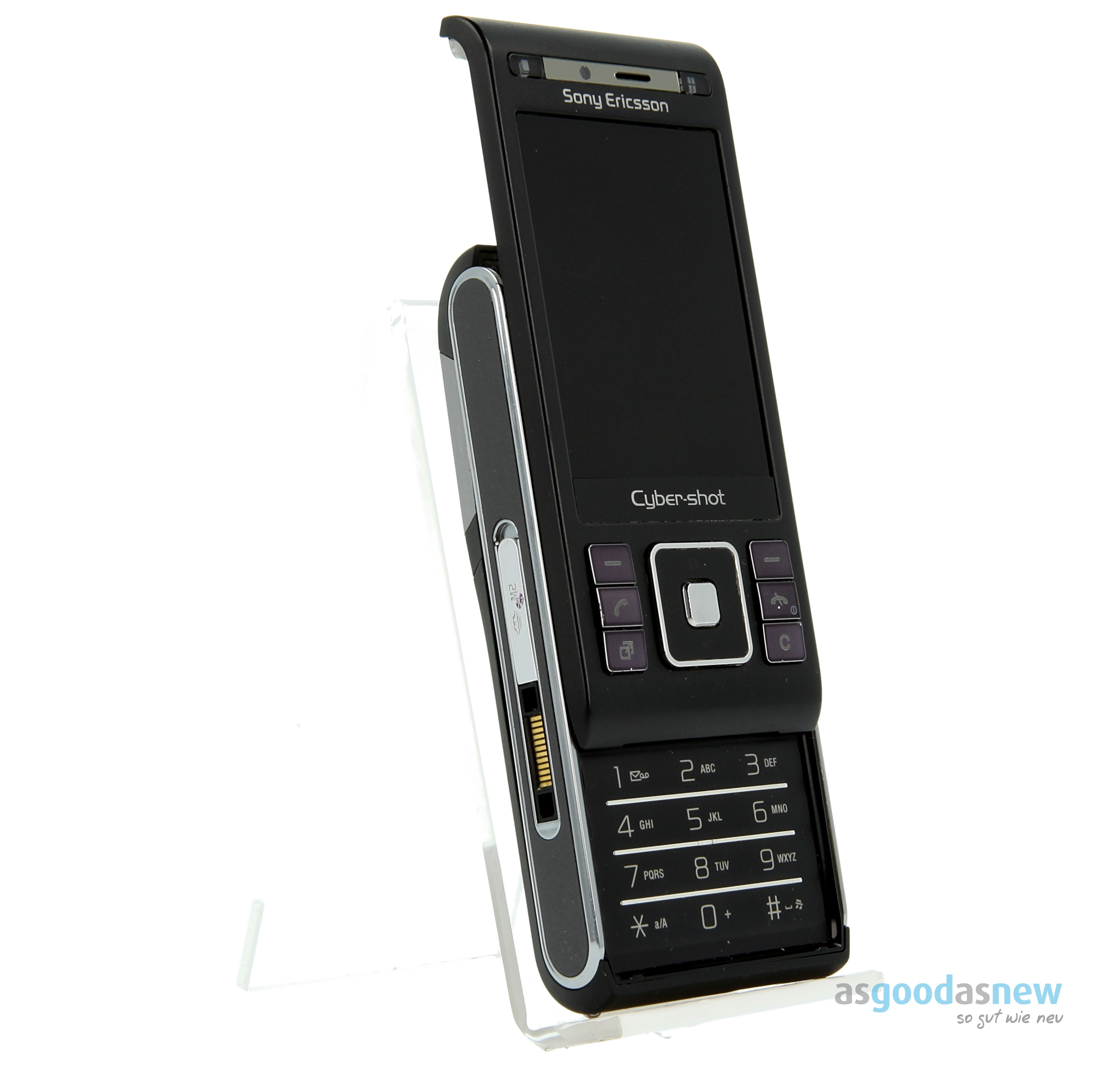 Sony-Ericsson-C905-Night-Black-OHNE-SIMLOCK-Handy-in-OVP-872578