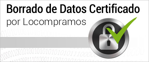 borrado de datos certificado